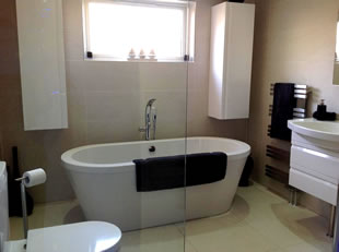 Modern Bathroom Design in Glasgow from Osprey Bathrooms
